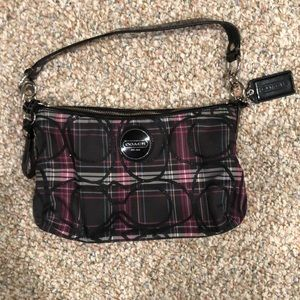 Small Coach Purse (handheld and cross body)